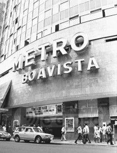 Cinema Metro Boavista - Cinelândia - RJ