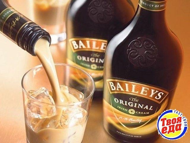 рецепт приготовления baileys