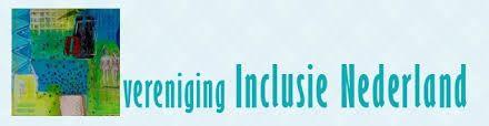 Inclusie Nederland is een vereniging van mensen die staan voor een goed leven van mensen met een beperking, midden in de samenleving.   Wij vinden dat iedereen recht heeft op een goed leven, plezier, kansen om vrienden te ontmoeten, goede scholing en kansen op werk.  Meer weten, kijk op:  http://www.inclusienederland.nl/