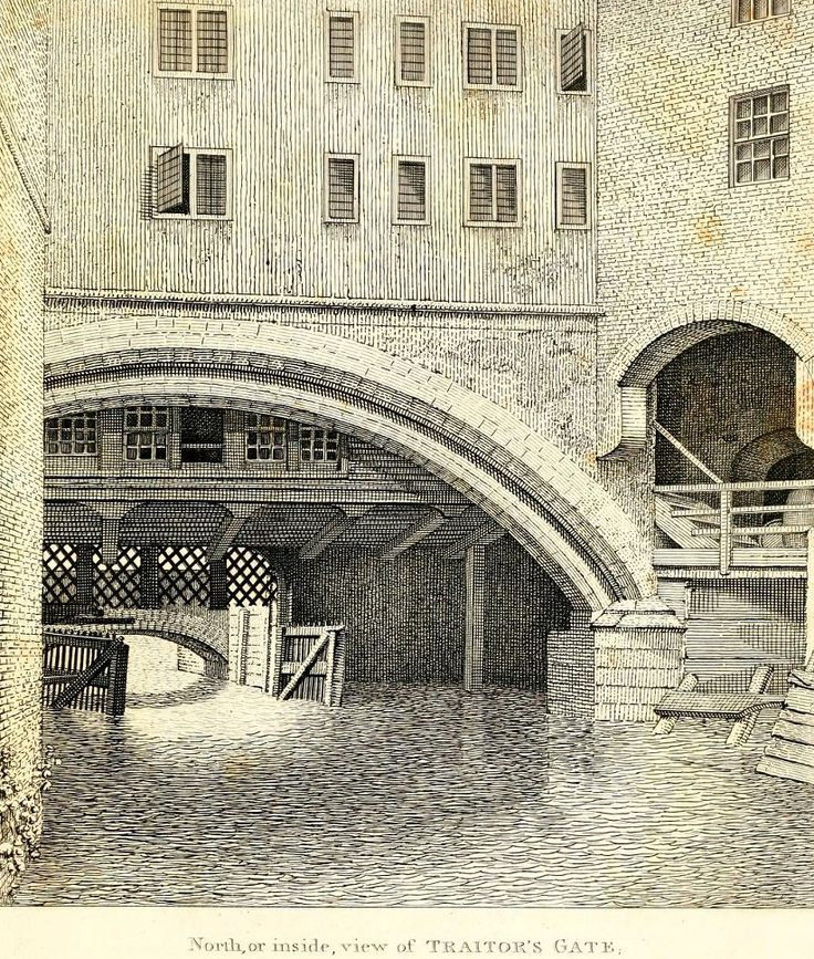 Traitor's Gate, London