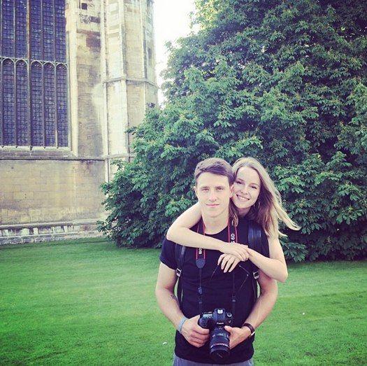 Bridgit Mendler's Adorable Vacation Photos With Boyfriend Shane Harper