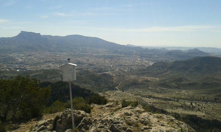 Elda vista desde Camara