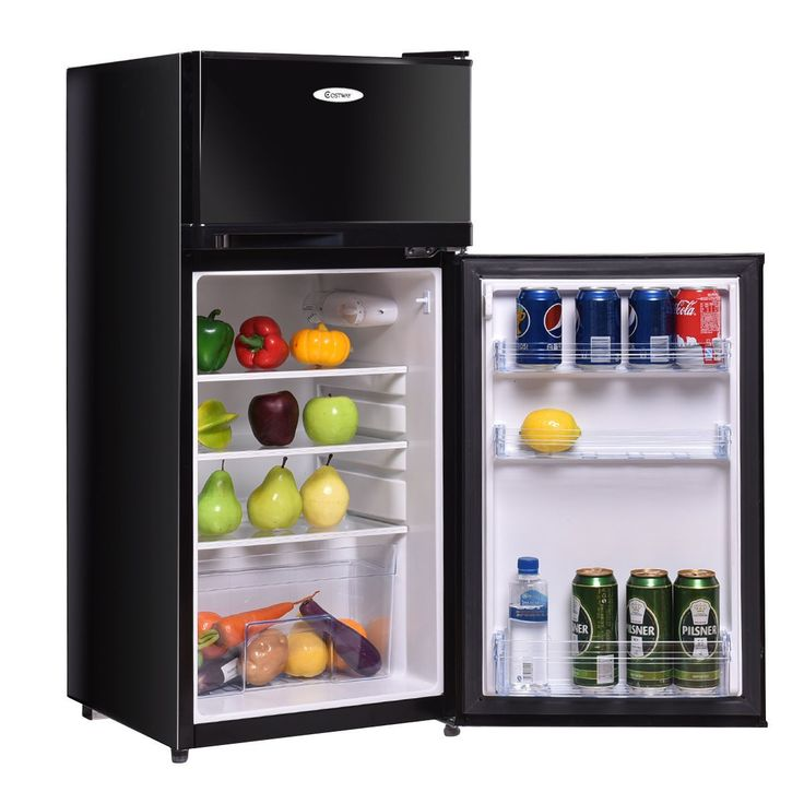 Ft. White Compact Refrigerator W/ Internal Freezer Is Ideal For Smaller  Spaces Like A Dorm Room, Teenu0027s Bedroom Or Office. This Appliance Also Suit  For ... Part 64