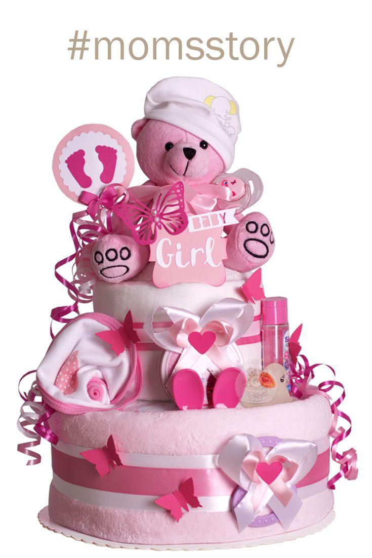 Geschenk zur geburt oder babyparty