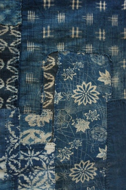277 best images about Boro: Japanese textile on Pinterest