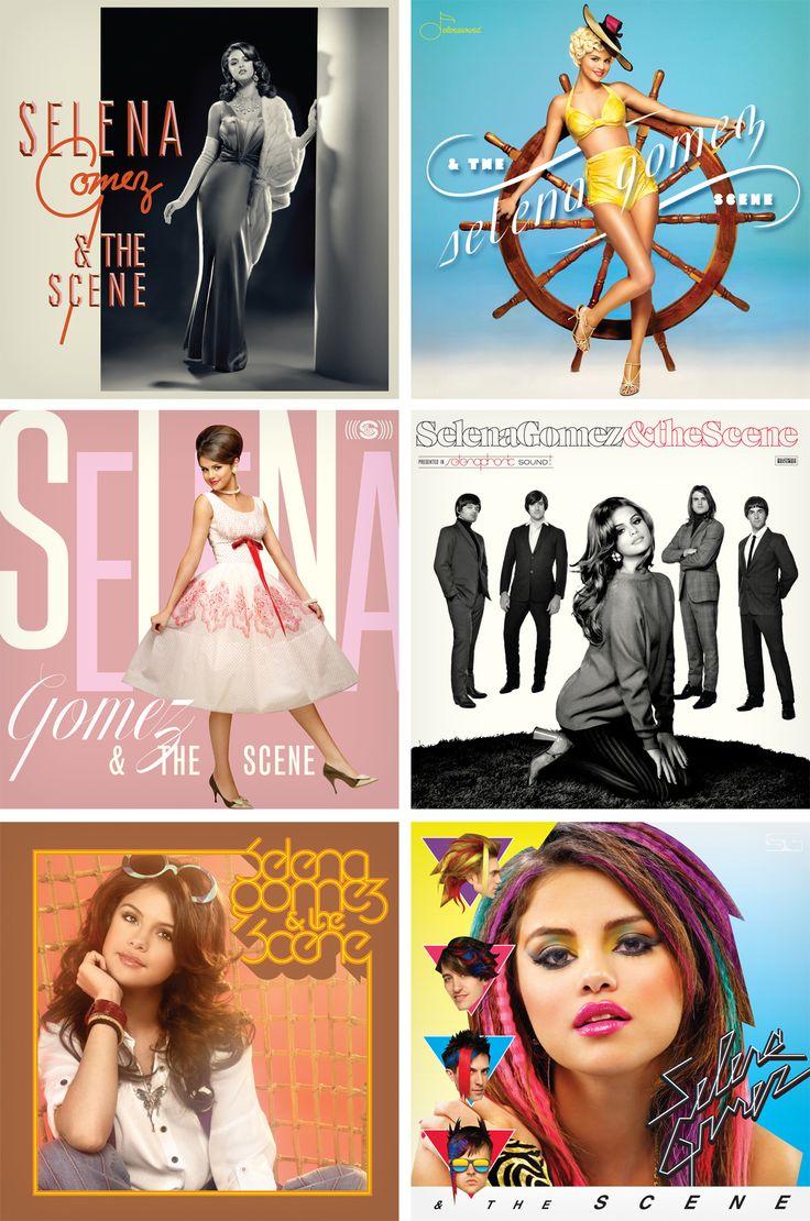 selena gomez album covers - Google Search