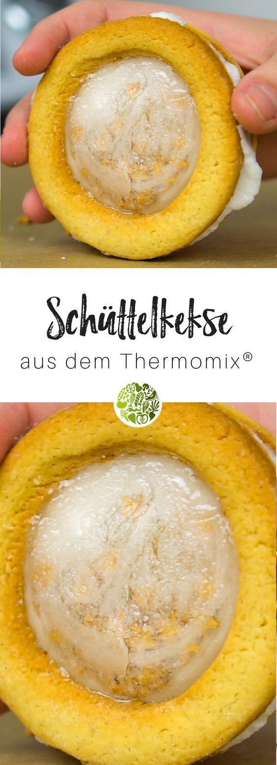 Shake your cookie baby! Die coolen Schüttel-Kekse aus dem Thermomix®️️️️ sind ein echter eye-catcher! Mit Video! Geeignet für TM5 und TM31