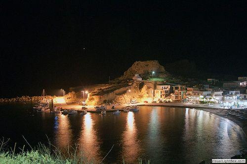 Finiki fishing Village