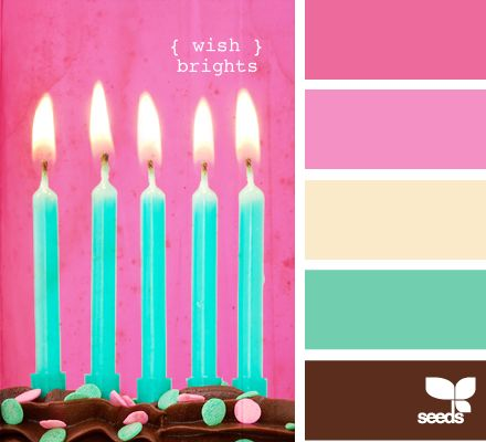 color palettes design seeds birthdays bedroom colors