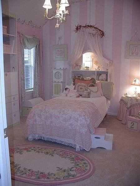 Lovely little girls room