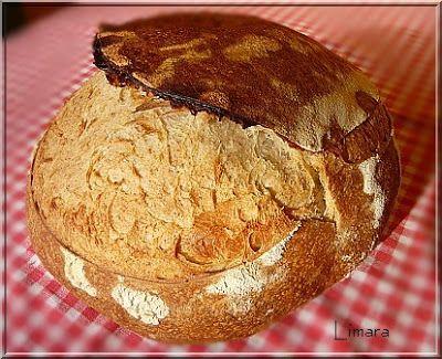 Limara péksége: A Kenyér (kovásszal)