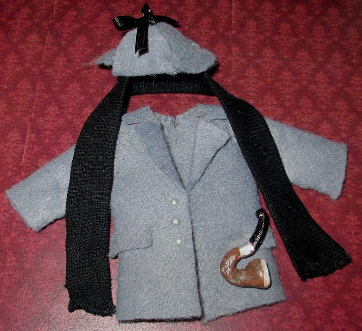 Holmes's wardrobe