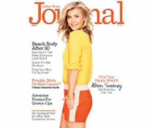 Alright! Here's a FREE subscription to Ladies Home Journal Magainze! No strings attached, no bill ever! :-)