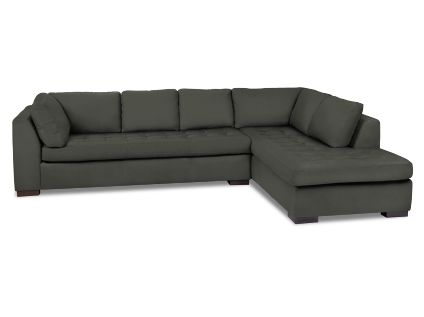 American Leather - Astoria Sectional with chaises 120x82