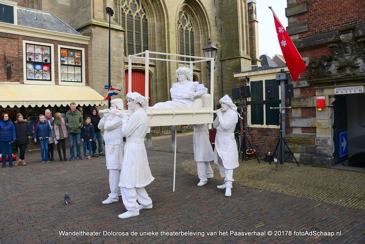 """Paasverhaal in Haarlem, """"Heeft U Jezus gezien?"""" - https://www.haarlemupdates.nl/2018/03/26/paasverhaal-in-haarlem-heeft-u-jezus-gezien/"""