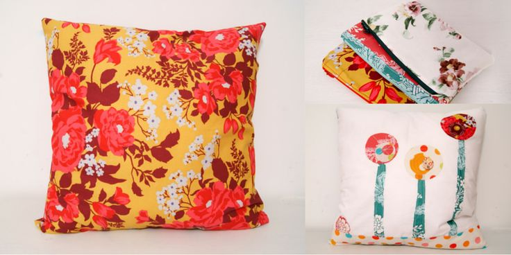 Spring themed home decor @ http://atelierimperfect.ro/