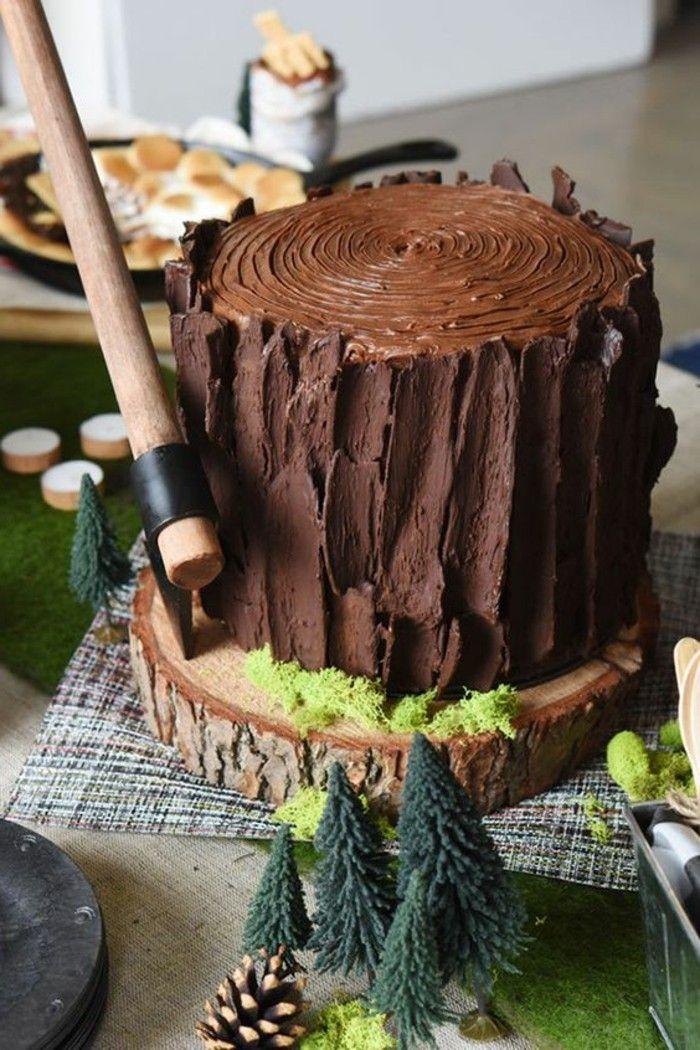 A la recherche de la meilleure image de gâteau d'anniversaire