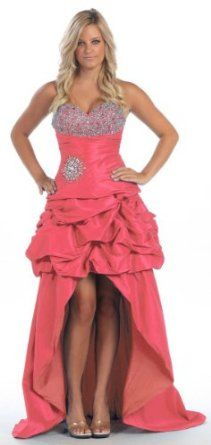 Party/prom 2 in 1 Designer Short/long Wedding Dress