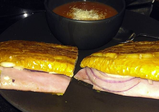 Yummy Grilled Ham n Cheese Recipe -  Are you ready to cook? Let's try to make Yummy Grilled Ham n Cheese in your home!
