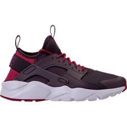 Nike Air Huarache Run Ultra Casual Shoes #nikemenrunningshoes