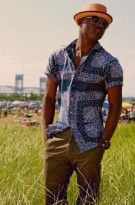 Hats for effortless festival style Our guide to Men's Festival Style.