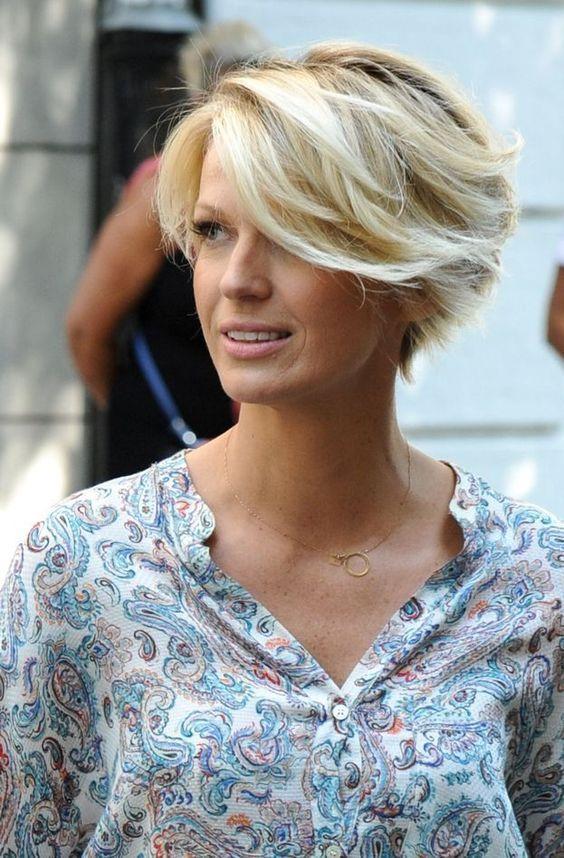 10 klassische und einfache kurze Frisuren für Frauen über 50