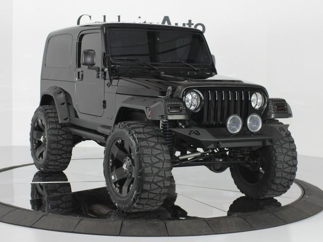 Used 2006 Jeep Wrangler Unlimited 4x4 for sale in Sarasota, FL | Celebrity Auto Group