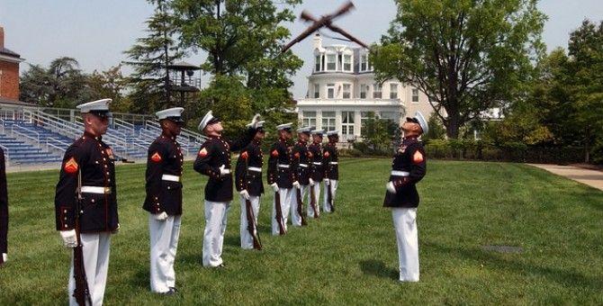 1-2-3-4 I Love The Marine Corps