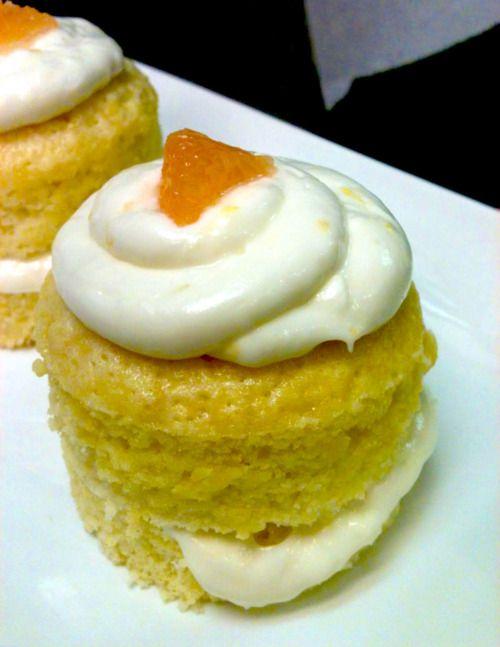 Grapefruit And Olive Oil Semolina Cake Recipe