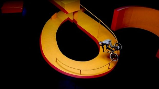 Red Bull's latest iteration of anaction sports acid trip comes in the form of Kaleidoscope, a new masterpiece featuring Scottish BMX pro Kriss Kyle, and...