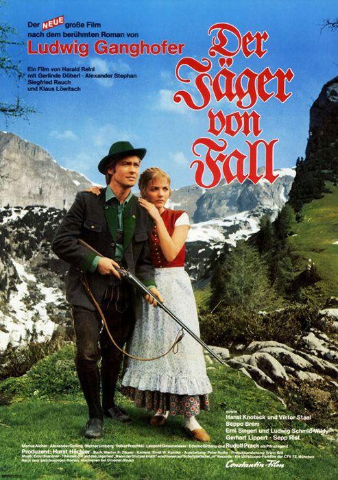 Poster zum Film: Der Jäger von Fall. 1974
