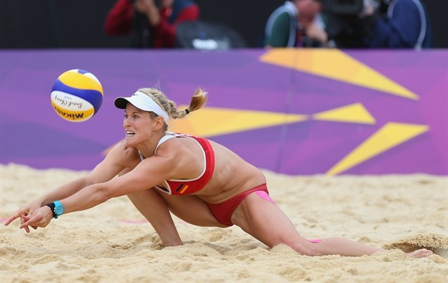 Women Of Beach Volleyball - Beach Volleyball Slideshows | NBC Olympics