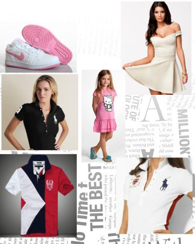 Women's and men's, children's and sports... Styleboard at Kaboodle
