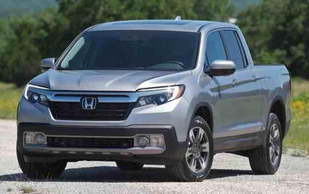 2020 Honda Ridgeline Mid Model Refresh Fuel Consumption The Honda Ridgeline Is Only Ok When It Comes To Fuel Consum Honda Ridgeline Honda Honda Ridgeline 2017