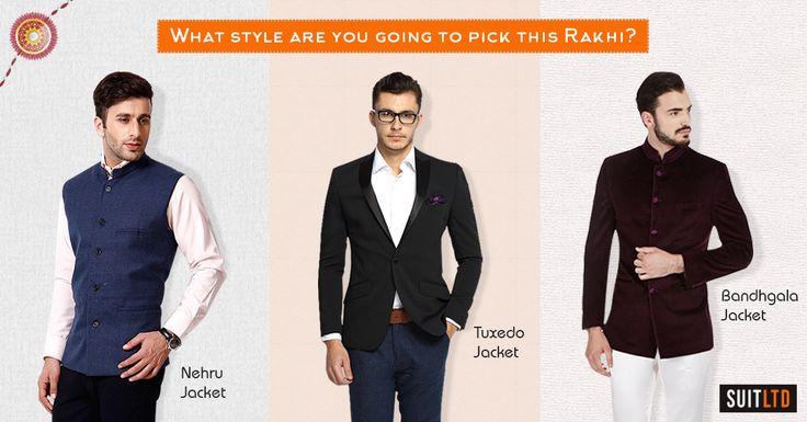 What look is it going to be this Rakhi? Choose from the best of ethnic formals from SUITLTD. Visit www.suitlimited.com #ChooseSuitLtd #SiblingSeason #RakshabandhanSpecial