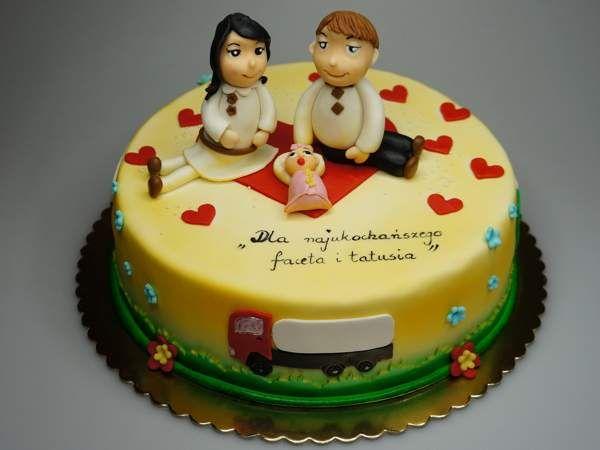 Happy Birthday David Cake Topper