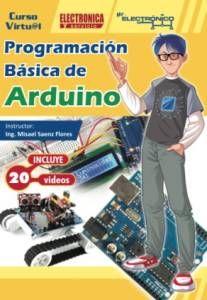 Curso virtual: Programación básica de Arduino                                                                                                                                                     Más