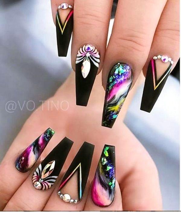 Sweet 120 Summer Nail Designs – Nägel – #designs #Nagel #Nägel #Sommer #Süß – make up