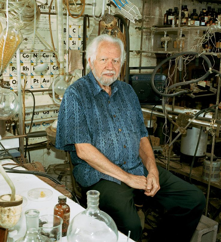 RIP Sasha Shulgin | Burners.Me: Me, Burners and The Man