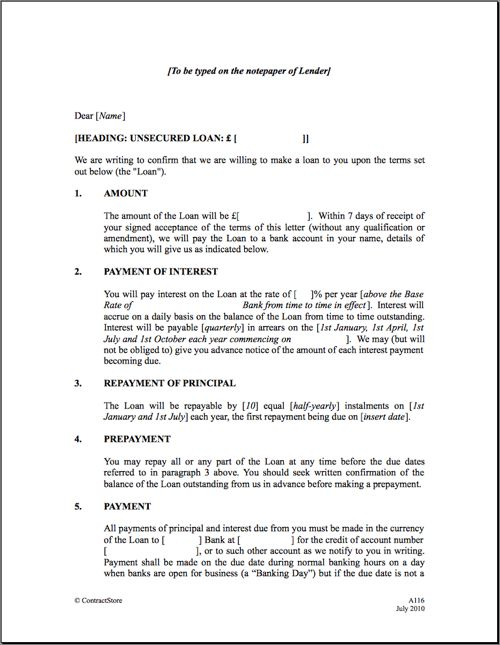 Legal Contracts Template  Professional Agreement Format