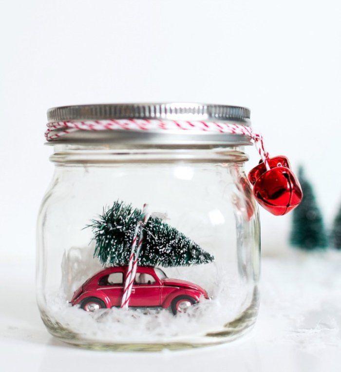 ▷ 1001+ idées comment fabriquer une boule à neige cet hiver
