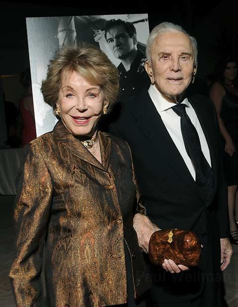 Kirk Douglas and Anne Buydens married in 1954 and celebrated their 60th wedding anniversary in May, 2014.