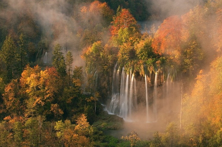 Veliki Prstvaci waterfalls in Croatia was long a well-kept secret. Now in the...