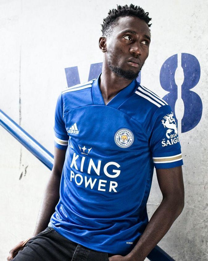 Leicester City King Power Home Shirt 2020 21 Em 2020