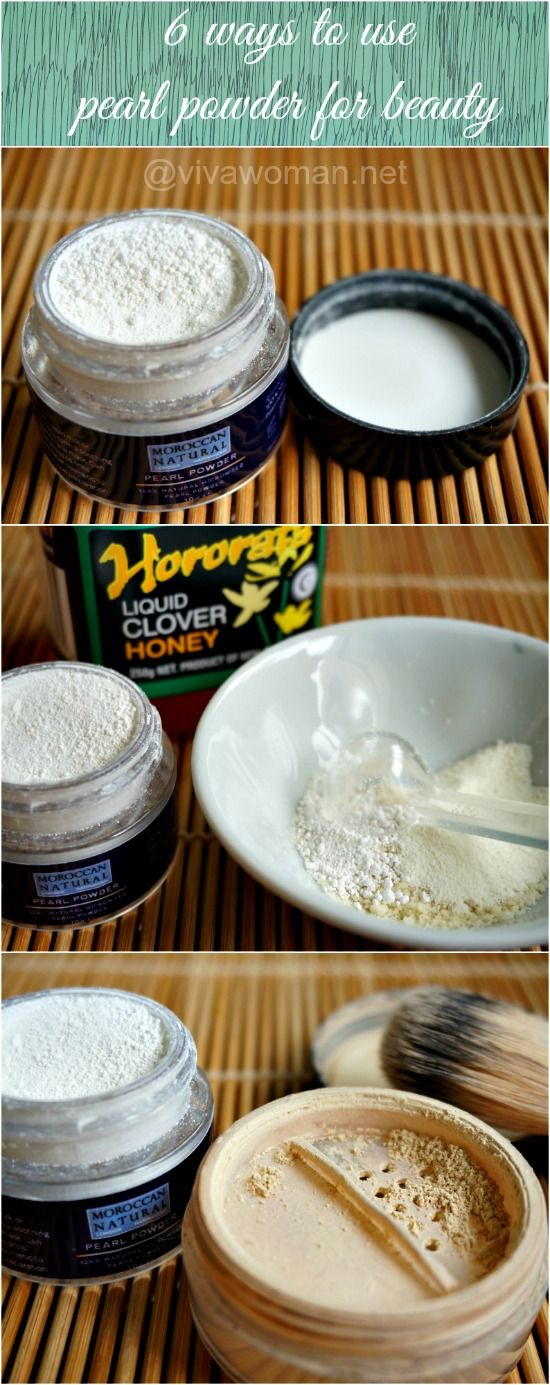DIY Beauty: 6 ways to use pearl powder for your skin