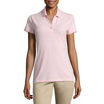 Juniors School Uniforms, Uniform Shorts & Shoes\  -pink      -dark green     -navy blue  -royal blue