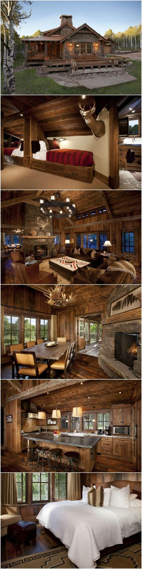 4997 best Rustic Living ~ Log Home, Timber Frame, \u0026 Country Style ...