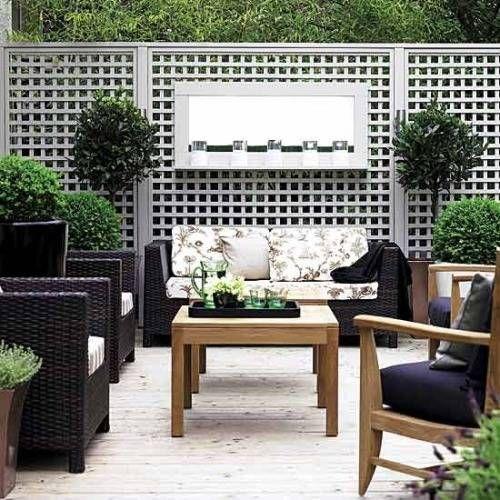 15 garden screening ideas for creating a garden privacy screen