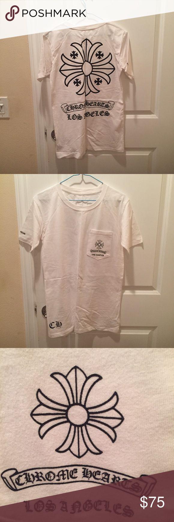 Chrome Hearts Shirt Clearance sale! Chrome Hearts Tops