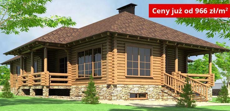 SyberyjskieDomy.eu | Domy drewniane z bali